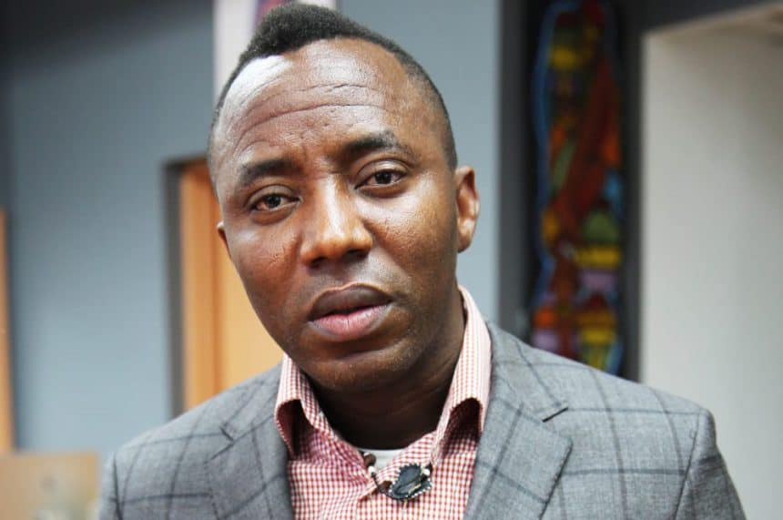 Sowore omoyele - Breaking: Sowore Suspended As National Chairman Of AAC