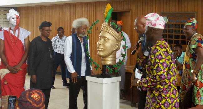 Soyinka caution youths ahead of 2019 elections