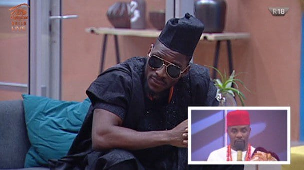 Funke Akindele reacts as Miracle wins BBNaija 2018