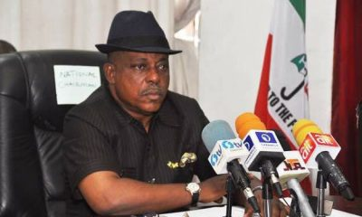 Bayelsa: PDP Youths Send Strong Warning To Secondus