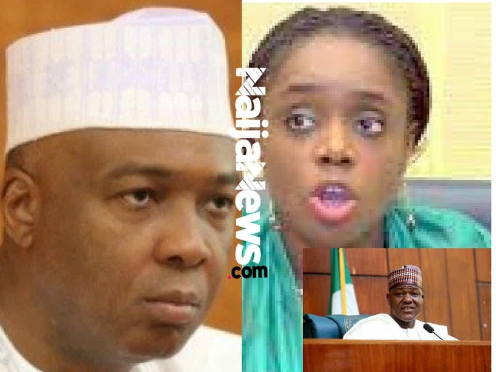 Saraki, Dogara, Adeosun named in N10bn fraud scandal