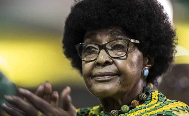 Nelson Mandela's Ex-Wife Winnie Mandela Dies