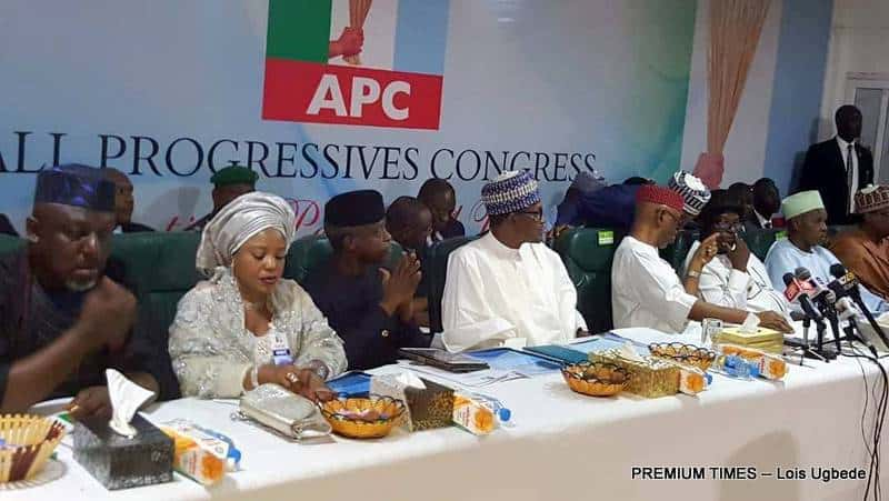 APC's National Convention Committee