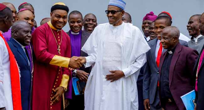 Pastor speaks out on how he was lured into joining the visit to Aso Rock