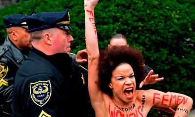 cosby-show-actress-nicolle-rochelle-launches-topless-protest-at-bill-cosby-retrial