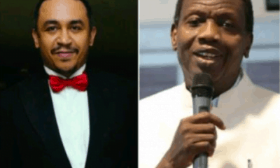 Daddy Freeze reacts to Adeboye's latest comment on tithing