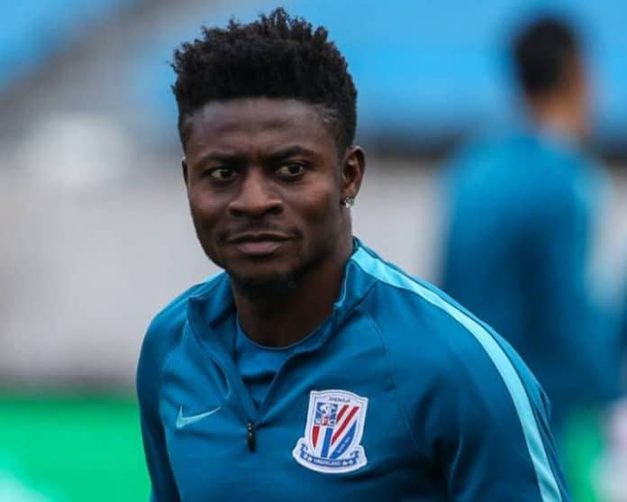Obafemi Martins Set To Undergo Surgery As Hopes To Make Super Eagles Squad Faints