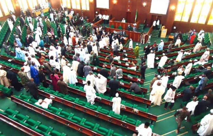 House of reps, Boys brigade, Gombe