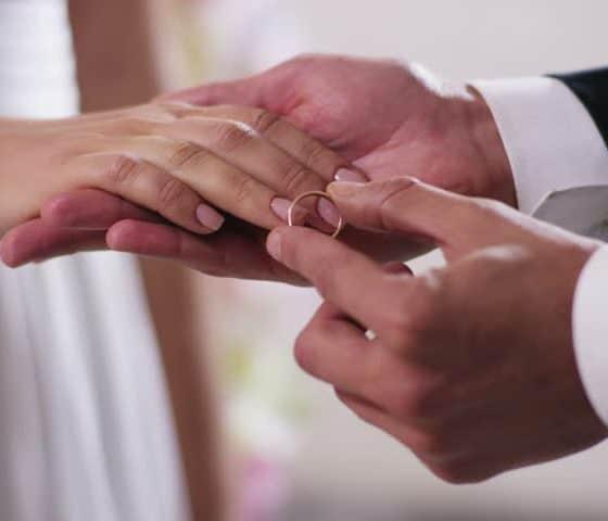 Groom abandons wedding