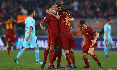 Roma dumps Barca out of the champions league