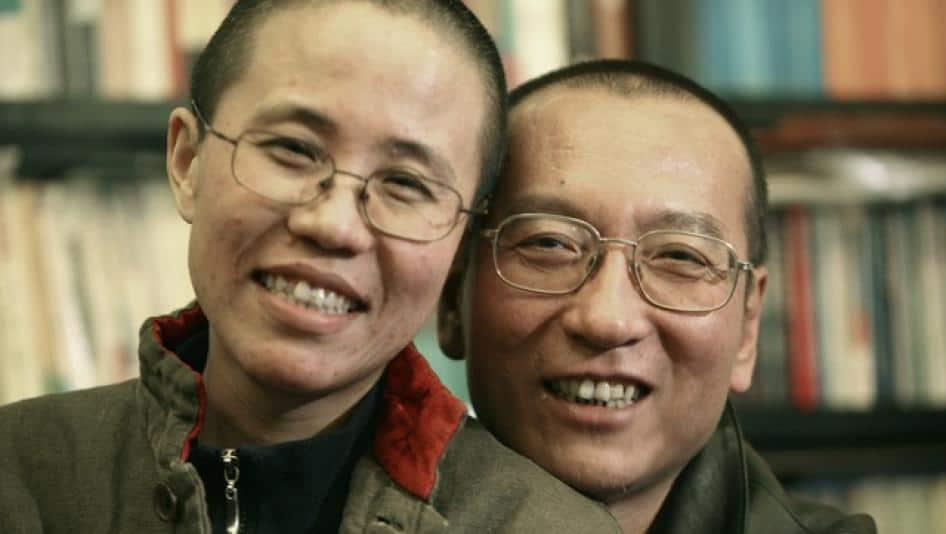 Widow of late Nobel laureate Liu Xiaobo in desperate plea for he