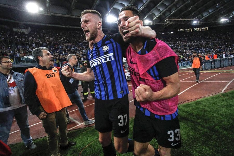 Inter Milan Snatch Champions League Spot From Lazio