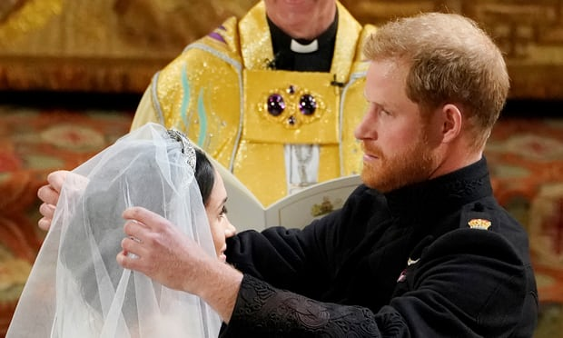 Prince Harry, Meghan Markle declared husband and wife