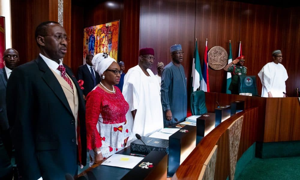 32951029 1813866102241857 2782102805861629952 o 1000x600 - Revealed! Governors, Ministers Jostle For Buhari's Cabinet