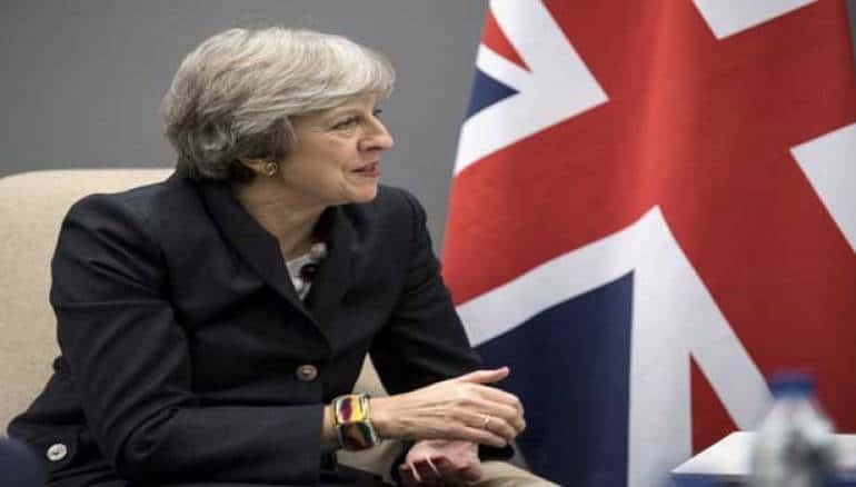 UK Has No Plans To Move Israel Embassy To Jerusalem – PM's Spokesman
