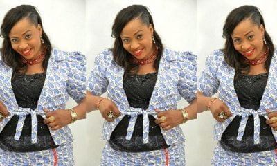 Nollywood actress, Omoge Campus is dead