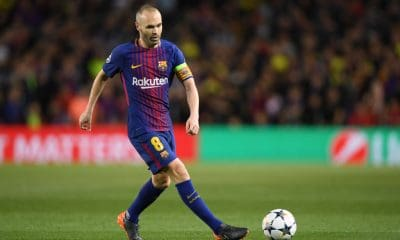 Iniesta joins Japanese club