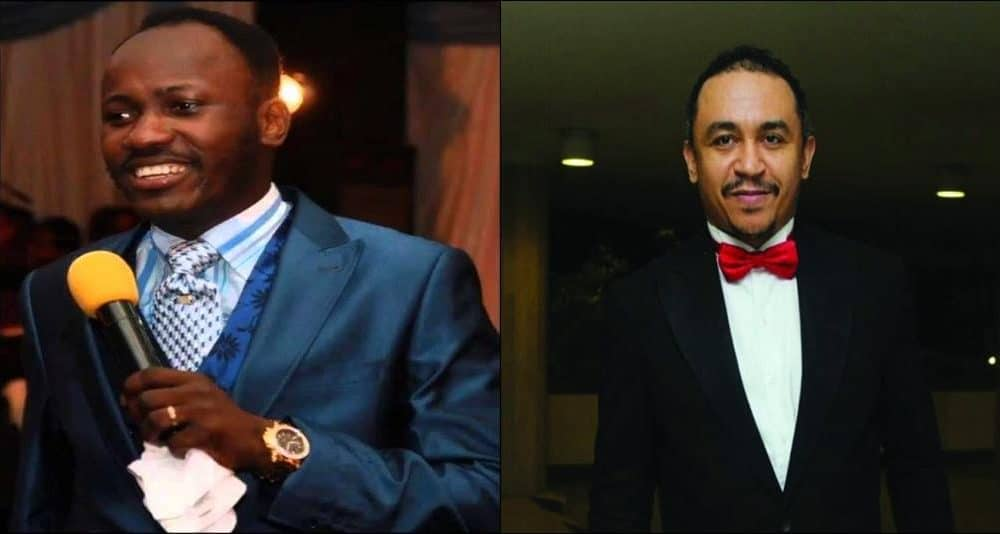 Apostle Johnson Suleman tile 1 1000x534 - Private Jet: Daddy Freeze 'Repents' After Criticizing Apostle Suleman
