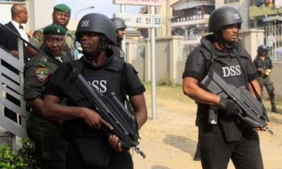 DSS reacts to withdrawal of Saraki and Dogara's security details