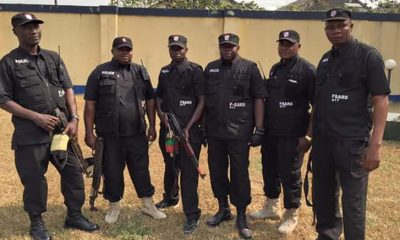 Federal Special Anti-Robbery Squad (SARS)