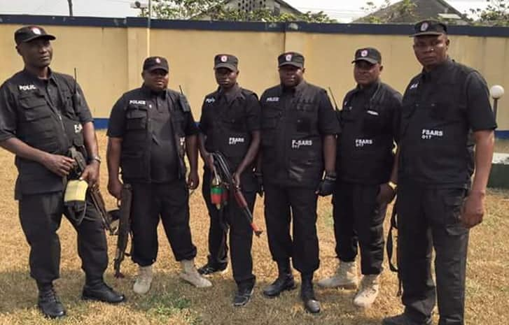 Federal Special Anti Robbery Squad SARS - 13-Year-Old Boy Killed, One Other InjuredIn Fresh SARS Brutality