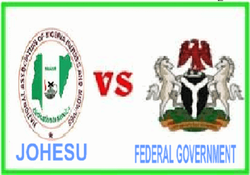 JOHESU Accuses Medical Doctors Of Plans To Sabotage Strike Action