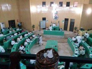 BREAKING: Kano House of Assembly Speaker, Majority Leader Resign