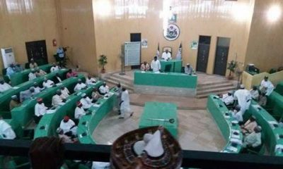BREAKING: Kano House of Assembly Speaker, Majority Leader Resign