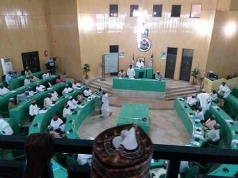 JUST IN: Ganduje resolves Kano House of Assembly crisis