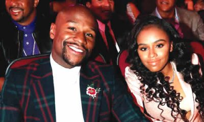 Mayweather-with-Iyanna