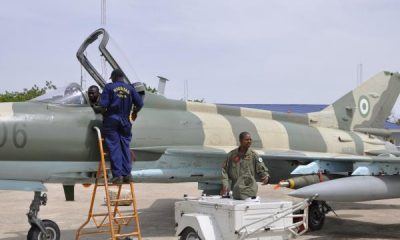 NAF Receives Combat Helicopters It Ordered From Russia