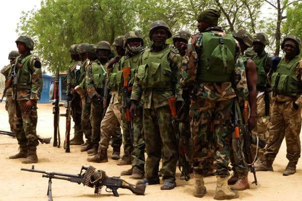 Nigerian Army - Two Soldiers Hospitalized In Rivers State After Obio-Akpor Invasion