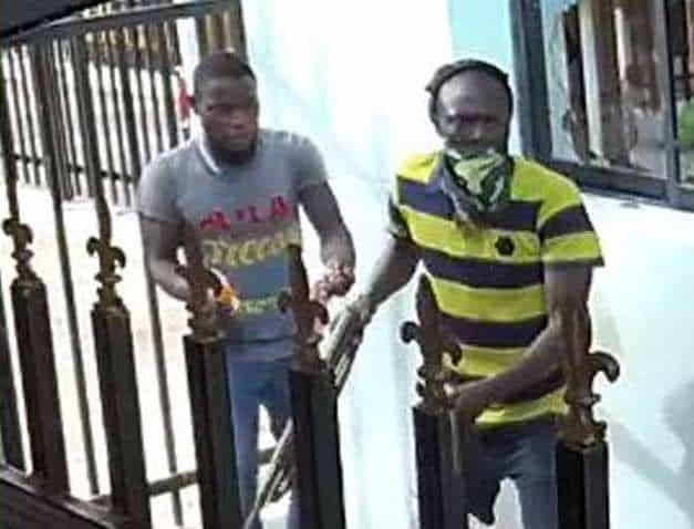 Oro Community Disowns Arrested Offa Bank Robbery Suspect