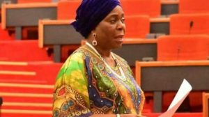 Olujimi 653x365 300x168 - Focus On PDP Interest, Forget My 2022 Ambition – Senator Olujimi To Supporters