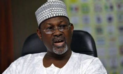 2023: Jega Disagrees With IBB Over Age Limit For President
