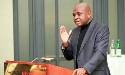 Moghalu Denies Stepping Down From Presidential Race