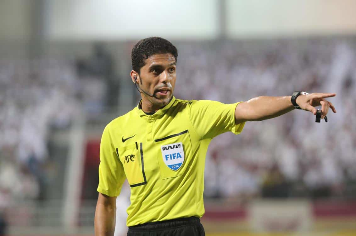 Saudi Arabia bans World Cup referee over bribery