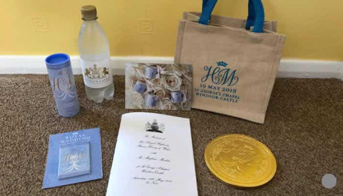 Gift Pack Sold For 10m On Ebay By Royal Wedding Attendee Nigeria News