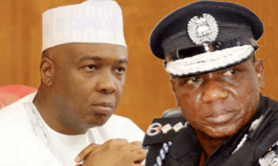 Police: Offa Robbers Attended Saraki Daughter's Wedding
