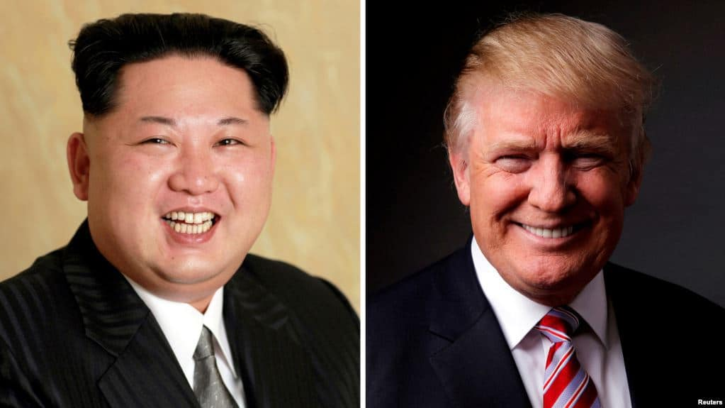 Trump pulls out of planned summit with Kim