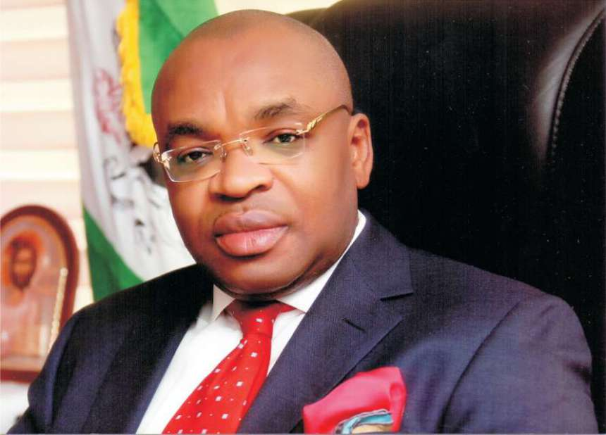 Group seeks support for Gov. Udom Emmanuel's second term bid
