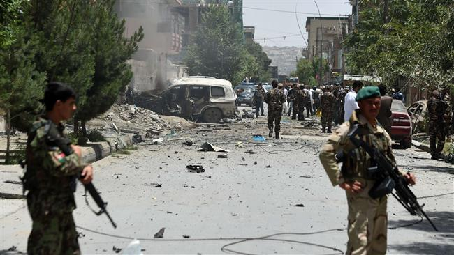 16 killed, 38 wounded in Afghan blast