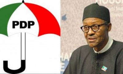 PDP tackles Buhari on oil subsidy