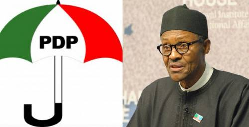 Buhari Is Unfit To Rule Nigeria - PDP