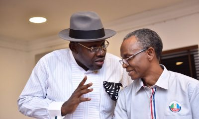 Dickson Meets el-Rufai in Kaduna, Drums up Support for Restructuring