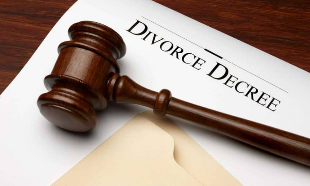 divorce decree 0 1000x600 - See Why Court Dissolved A 41-Year Old Marriage In Lagos State