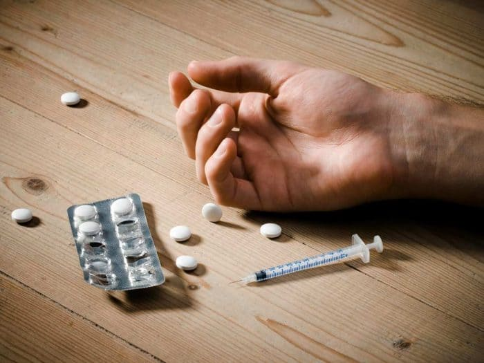 Drug Addicts Give Reasons For Addiction