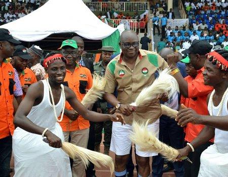 fayose mocks Buhari & Obasanjo