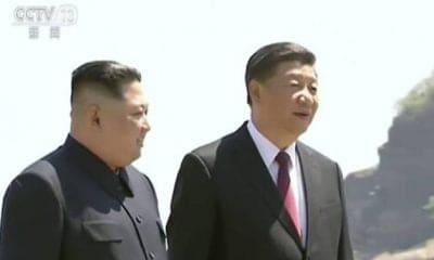Kim Jong-un Returns to China, Bolstering Ties With Xi Jinping