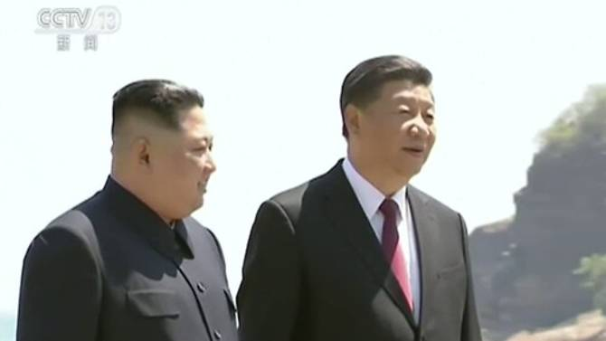 Kim Jong-un Returns to China, Bolstering Ties With Xi Jinping